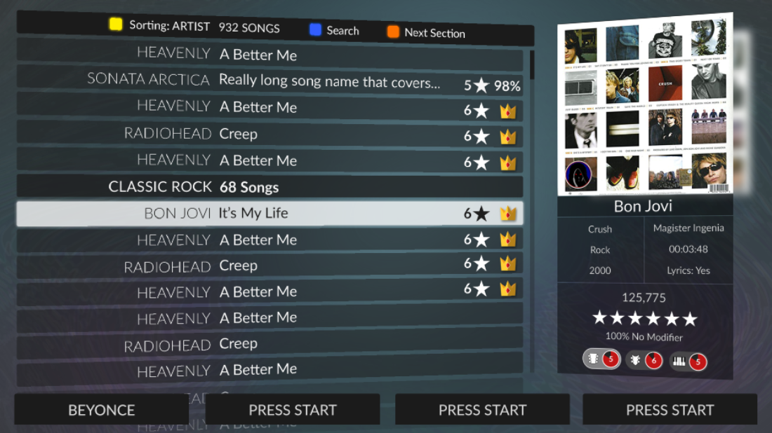 Clone Hero Rock Band Theme